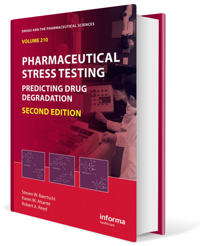 Pharmaceutical Stress Testing Book 2